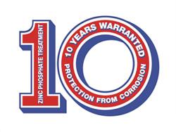 10 лет гарантии на металлические изделия «ВЕНТС»