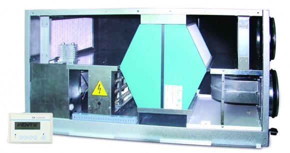 Новое поколение приточно-вытяжной вентиляции «ВЕНТС»