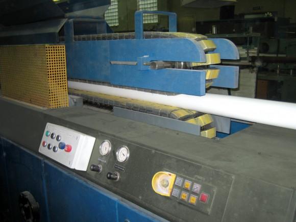 Модернизация оборудования в Цехе экструзии