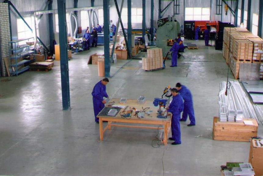 заводы по производству металлических изделий