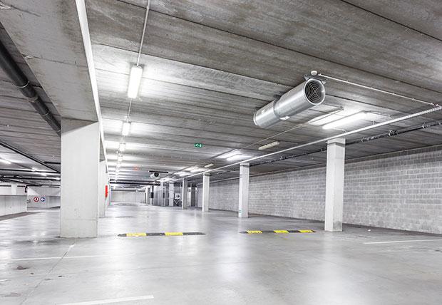вентиляция паркинга