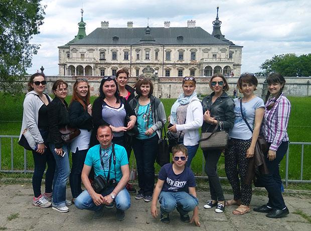 Сотрудники ВЕНТС во Львове